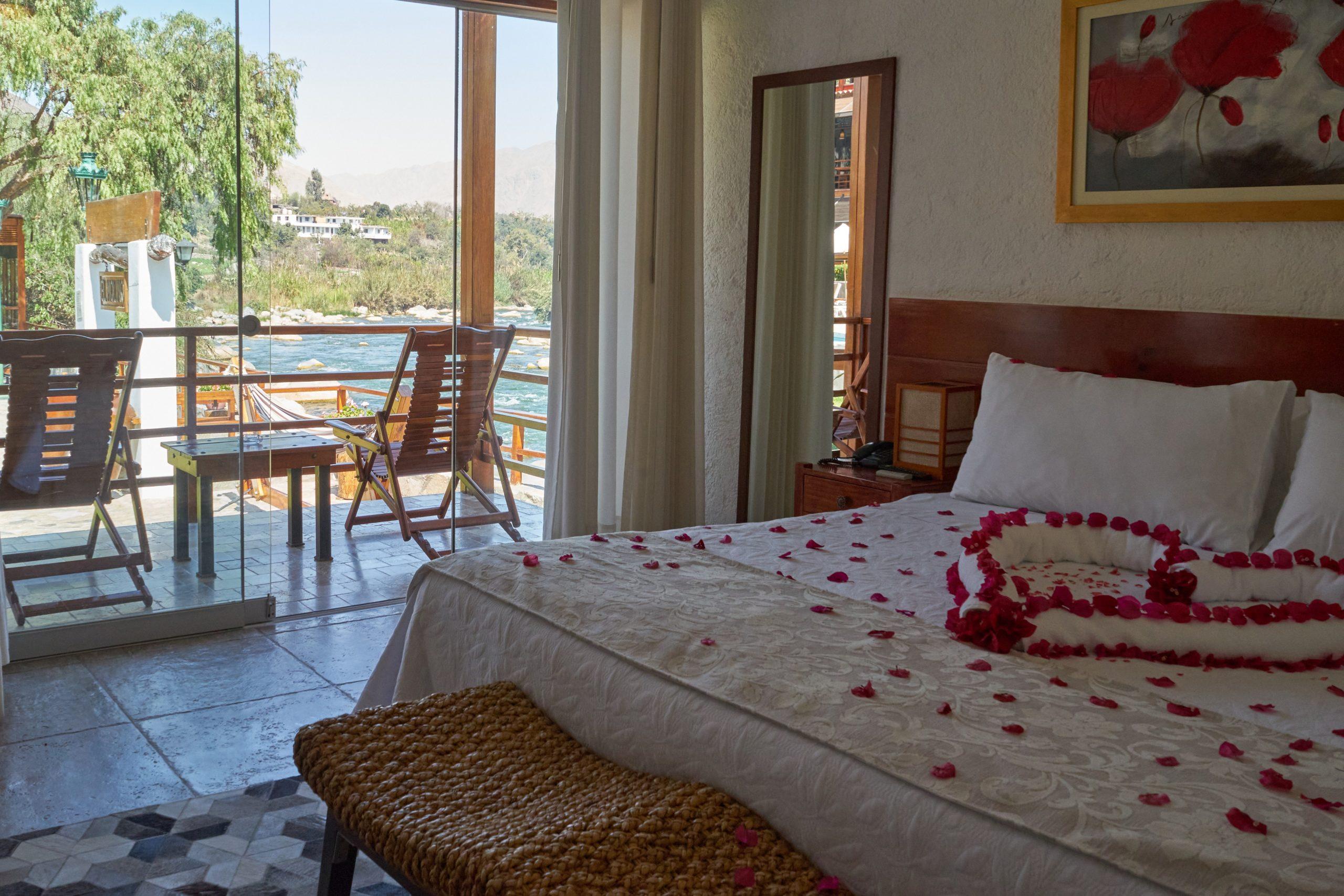 Hotel El Molino Lunahuana campestre